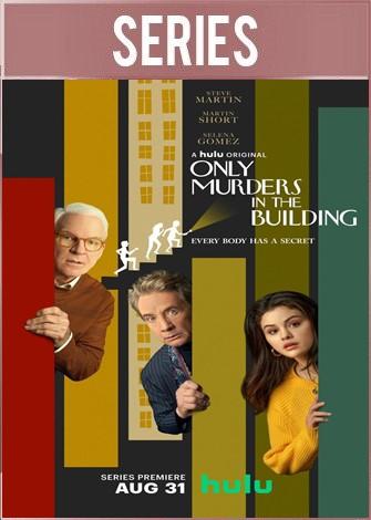 Solo asesinatos en el edificio Temporada 1 HD 1080p Latino Dual