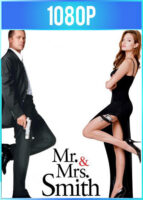 Sr. y Sra. Smith (2005) BRRip HD 1080p Latino Dual