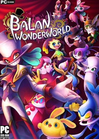 Balan Wonderwold (2021) PC Full Español