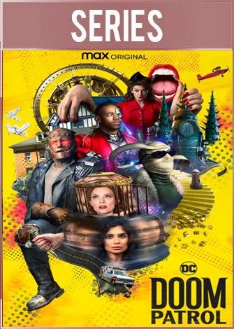 Doom Patrol Temporada 3 HD 720p Latino Dual