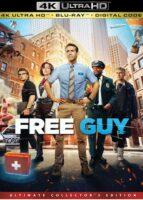 Free Guy (2021) 4K Ultra HDR 2160p HEVC Latino Dual