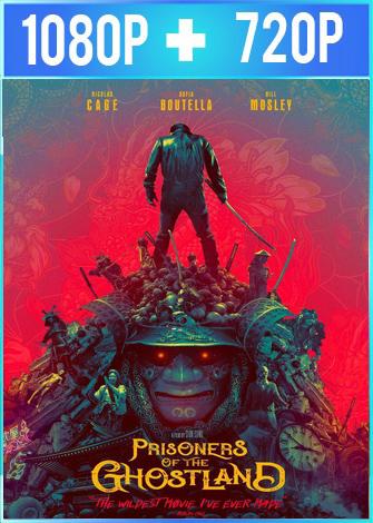 Prisoners of the Ghostland (2021) HD 1080p y 720p