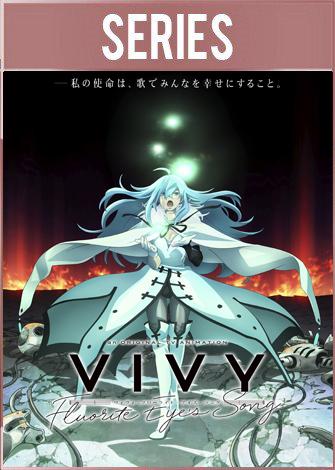 Vivy: Fluorite Eye's Song Temporada 1 Completa (2021) HD 1080p Latino Dual