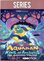 Aquaman: King of Atlantis (2021) Miniserie HD 720p Latino Dual