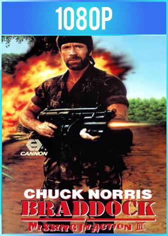 Desaparecido en acción 3 (1988) HD 1080p Latino Dual