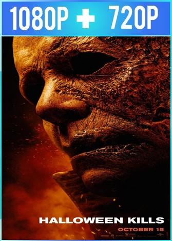 Halloween Kills (2021) HD 1080p y 720p Latino Dual