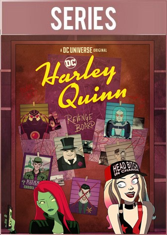 Harley Quinn Temporada 2 Completa HD 1080p Latino 5.1 Dual
