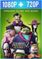 Los Locos Addams 2 (2021) HD 1080p y 720p Latino Dual