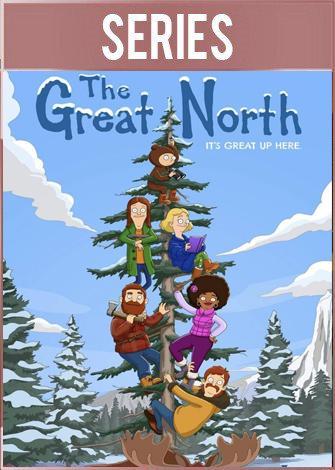 The Great North Temporada 1 (2021) HD 1080p Latino Dual