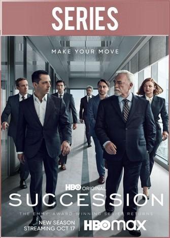 Succession Temporada 3 HD 720p Latino Dual